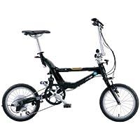 Jango FLIK V8 Vélo pliable Noir Taille unique 150-190 cm