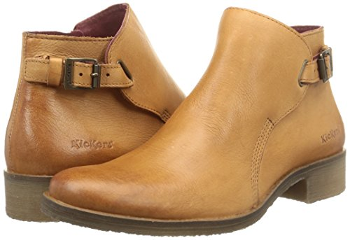 camel Longtime Eu 36 Marron Femme Bottines Kickers IgRSS