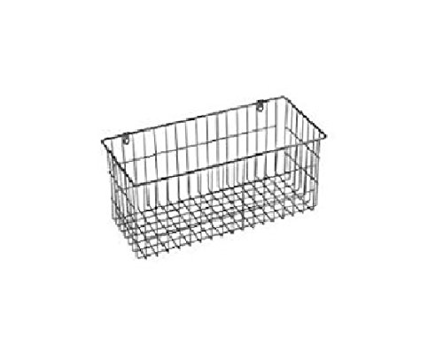 LTL Home Products More Inside Wire Basket, Large, Chrome