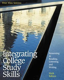 Integrating College Study Skills: Reasoning in Reading, Listening, and Writing