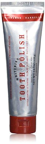 Melaleuca Whitening Tooth Polish Paste without Fluoride 3.8oz - Cinnamon (Melaleuca Toothpaste Cinnamon)