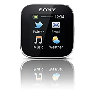 Sony Smartwatch MN2SW - Retail Packaging from Sony