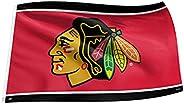 Hunters NHL Chicago Blackhawks 3' x 5' Banner Flag with Reinforced Grommets Mult