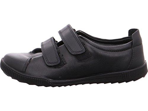 Q-Schuh Women's 1003211/0 Loafer Flats 0Schwarz PIZBMie