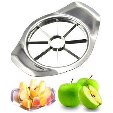 Heavy Duty Stainless Steel Apple Corer - Multi-Function Slicer - Original Tomato Divider
