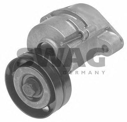 SWAG V-Ribbed Belt Tensioner Fits OPEL Astra Corsa VAUXHALL 1.2-1.6L 1340533 -  40 03 0036