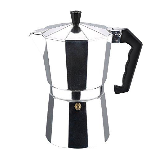 San Ignacio Bolonia - Einbau-Kaffeemaschinen  aluminium mit kunststoffgriff