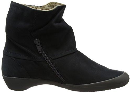 Blau Boots Damen Fon392sof Softinos Chukka FvRqFItw
