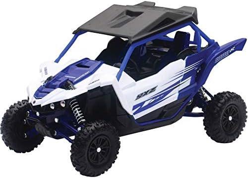 NewRay 1/18 スケールモデル Yamaha YXZ1000R ブルー [並行輸入品]
