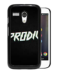 Beautiful Designed Cover Case With The Prodigy Name Font Background Black For Motorola Moto G Phone Case