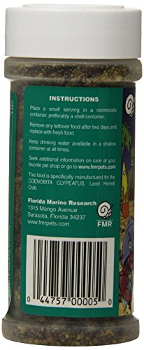 Florida-Marine-Research-SFM00005-Hermit-Crab-Food-4-Ounce