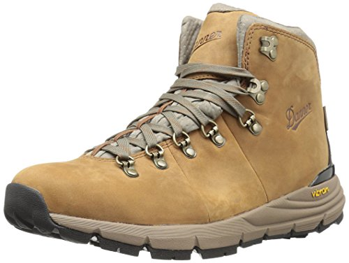 Danner Women's Mountain 600 Full Grain Hiking Boot, Rich Brown, 7 M US