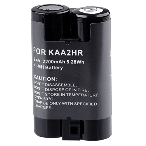 Theo&Cleo 2000mAh Battery for Kodak KAA2HR EasyShare Z650 DX3900