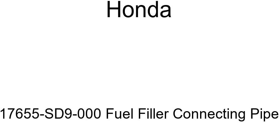 Genuine Honda 17655-SD9-000 Fuel Filler Connecting Pipe