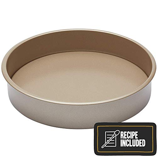 Paul Hollywood By Kitchencraft Non-stick Round Sandwich Tin With Loose Base, 20