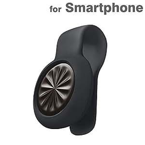 [Original Retail Packaging] Jawbone Lifelong Clip Type UP Move - Shipped From Japan (Black/Black)