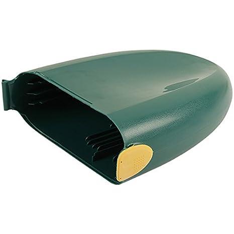 McFilter Filterkassette Abdeckung geeignet für VORWERK Kobold 135/136
