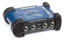 Samson S-direct plus Mini Stereo Direct Box