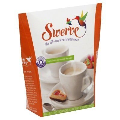 Swerve Sweetener Packets (40 x 3 Gram Packets)