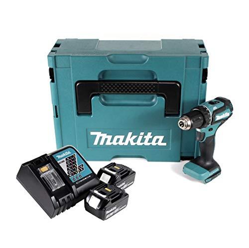 Makita DDF485RFJ Taladro atornillador inalámbrico