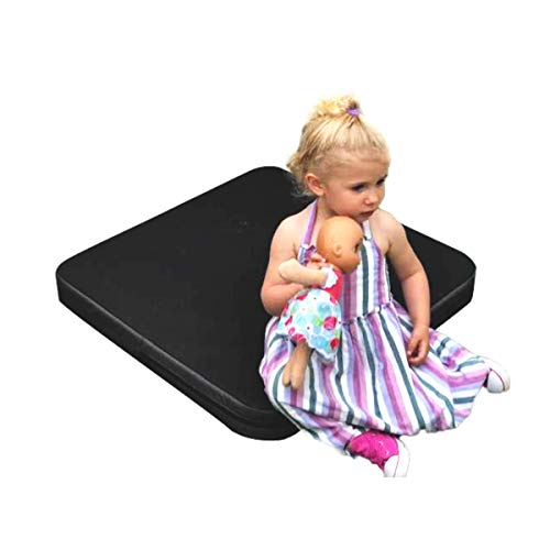 L'Enfant Baby Tumble Pad. New! Multi-Use Fall Pad. Can Be Used As A Play Pad, Reading Pad, Changing Pad, Roll Over Pad, Sitting Pad & to Protect from Small Tumbles.