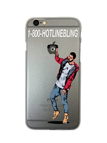 Drake 1-800-Hotline Bling 6,6s Iphone Case