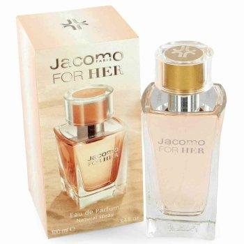 Jacomo Silences women's fragrance by Jacomo Eau De Parfum Spray 3.4 oz by Jacomo
