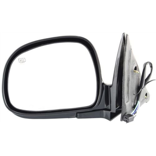 Make Auto Parts Manufacturing - DRIVER SIDE POWER DOOR MIRROR; WITH HEATED GLASS; PAINT TO MATCH - GM1320171