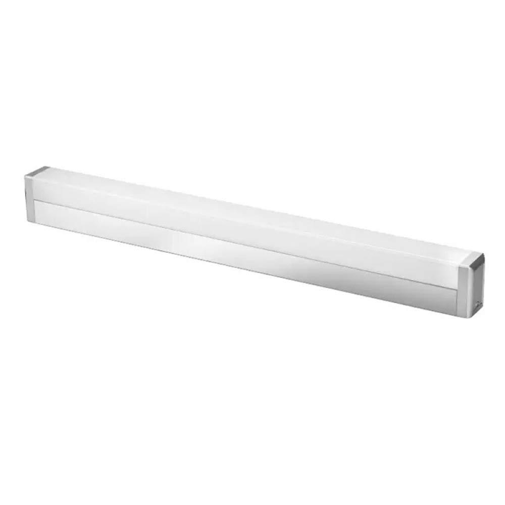 Warmes Licht 59 cm   14 Watt ZLL Led-Spiegelfrontleuchte, Moderne Minimalistische Led-Badspiegelscheinwerfer, Langer Streifen Wasserdicht Und Anti-Fog-Schminktischwandlampe, Badspiegellicht