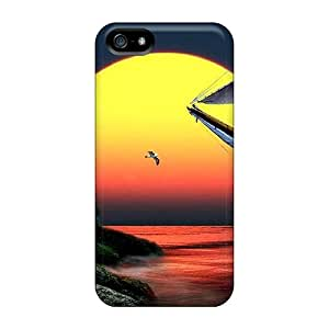 New Fashion Case Cover For Iphone 5/5s(rtN1355ffiV)