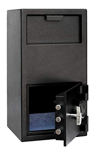 Templeton Large Depository Safe - Electronic Keypad Combination with Key Backup by Templeton (Image #2)