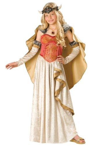 Viking Princess Costume Size: 6 (Viking Princess)