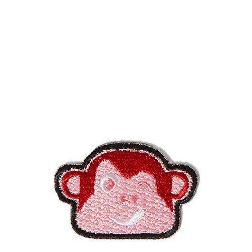 Peel Monkeys (Kipling Wink Monkey Peel And Stick Patch One Size Multi)
