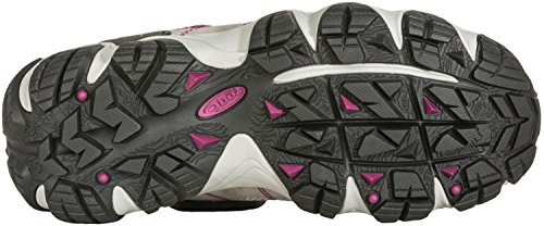 Pictures of Oboz Women's Sawtooth Low Hiking Shoe ROSE _DELETE_ 4