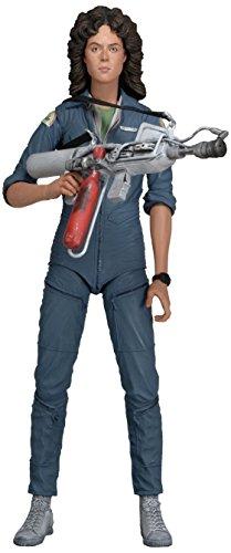 "NECA Series 4 Ripley Jumpsuit/Alien Version 7"" Action Figure"