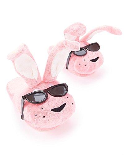 Energizer Plush Bunny Slippers