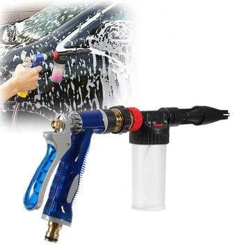 Force Washing Machine Gunman - Adjustable Car Clean Pressure Washer Foamaster Soap Snow Foam Lance Sprayer Jet - Pressing Artillery Accelerator Pedal Sensation Gas Imperativeness -
