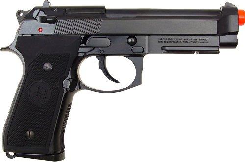 kjw model-603m9ptp gas/co2 blowback full metal(Airsoft Gun)