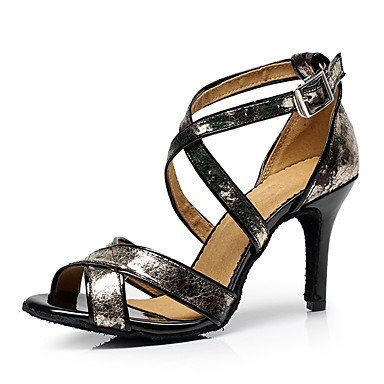 Latino Tacón Black Baile Cuadrado de de Zapatillas baile Personalizables Moderno Negro Jazz Zapatos aUtqg1wF