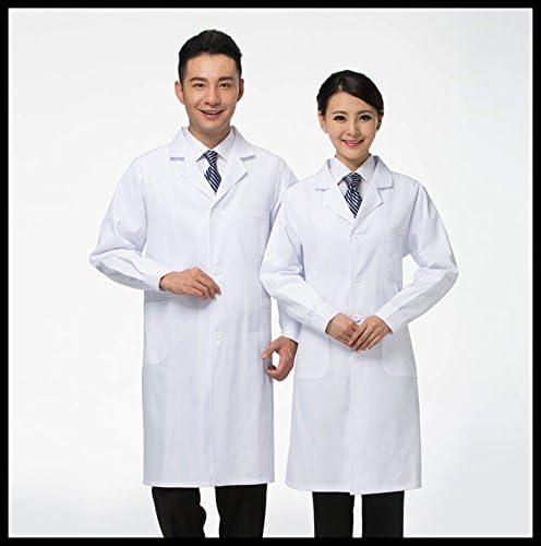 fasion 長袖 白衣 ドクター コスチューム Sサイズ 男性用