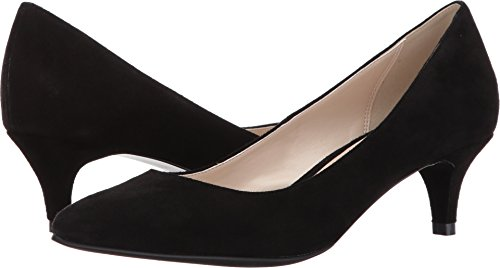 Cole Haan Women's Juliana Pump 45 Black Suede 7 B US by Cole Haan