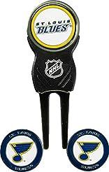 Team Golf NHL Divot Tool with 3 Golf Bal...