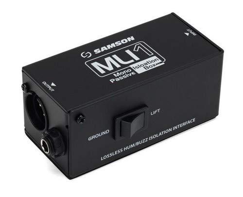 Samson MLI1 Mono Passive Isolation Box
