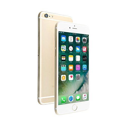 Apple iPhone 6S, GSM Unlocked, 64GB - Gold (Renewed)
