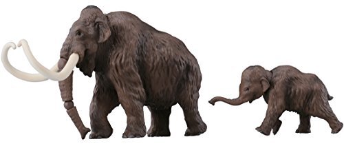 TOMY Ania AL-07 Mammoth Parent and Child