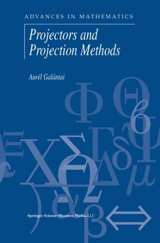 Projectors and Projection Methods (Advances in Mathematics) by Springer