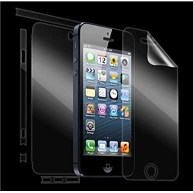 hot sale online ac1a0 f9478 Gadget Shieldz, iPhone 5S Full Body INVISIBLE Screen Protector ...