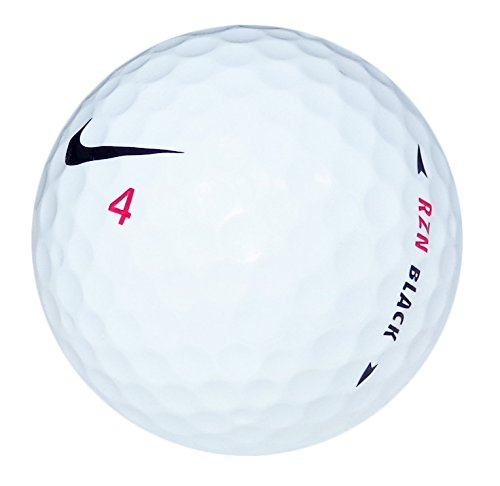 Nike RZN Black Mint Recycled Golf Balls (36 Pack) by GolfBallHero