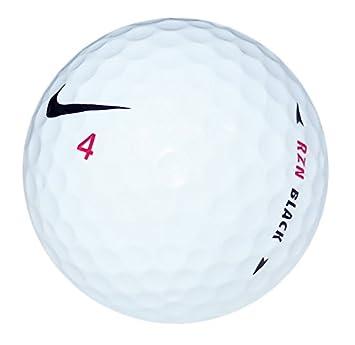 Nike Rzn Black >> Amazon Com Nike Rzn Black Mint Recycled Golf Balls 36 Pack