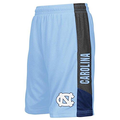 North Carolina Tar Heels Colosseum Youth Strike Basketball Shorts (YTH (Unc Basketball Shorts)